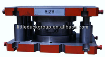 steel wheel disc forming die