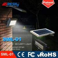 Occupancy Energy Saving Solar Led Sensor Light Bulb Ce