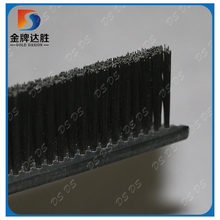 Plastic Brush Door Bottom Automatic Seal Brush