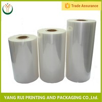 2016 China factory Printing Recycled Stretch Film