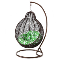 2016 new model hanging egg chair cheap price for garden outdoor furniture