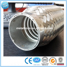Auto exhaust hose/flexible metal exhaust hose/stainless steel braided exhaust hose
