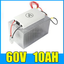 60v lifepo4 battery scooter electric bike battery 60v 10ah lifepo4 battery pack