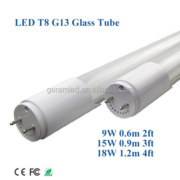 2016 Cheapest price led tube light parts g13 t8 led light tubes t12 8ft