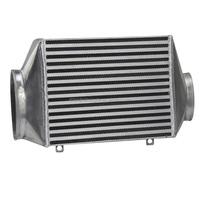 Aluminum car cooling system piping Intercooler fit forNISSAN GU Patrol Rail 3.0L ZD30 turbo diesel 2007-2012 08 09 11