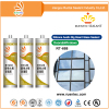 m063004 Aluminum door and window glass silicone sealant