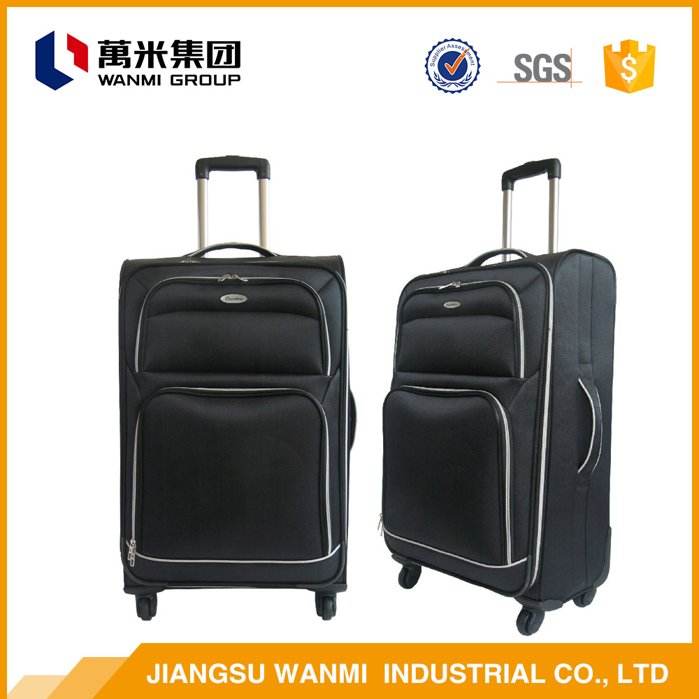 Best selling smooth luggage cover travel bags
