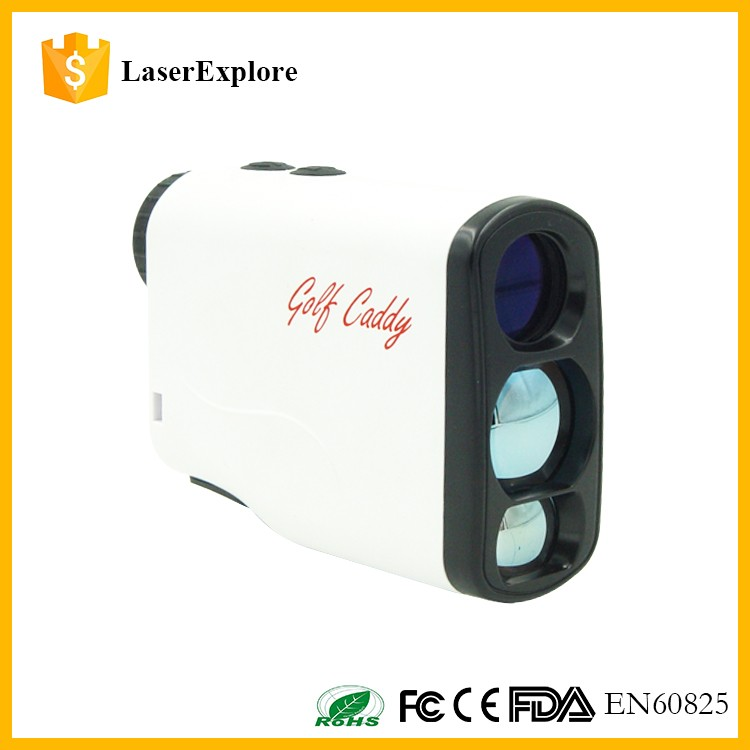 Mini portable golf rangefinder with range finder,pinseeking ,golf slope measurement