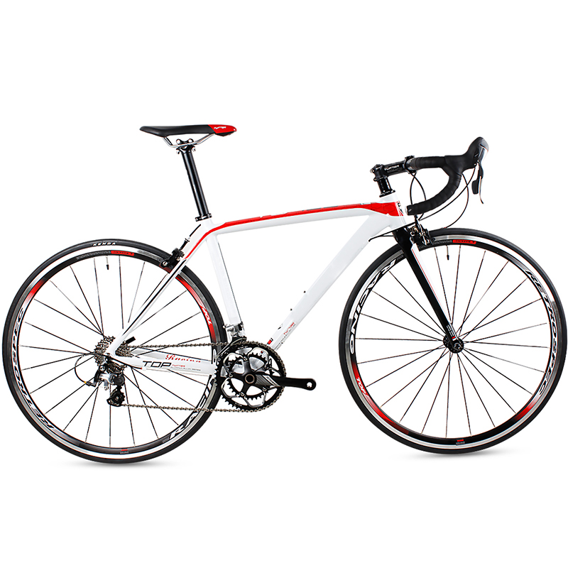 new style road bike carbon fiber fork easy ride bike with RS-C brake