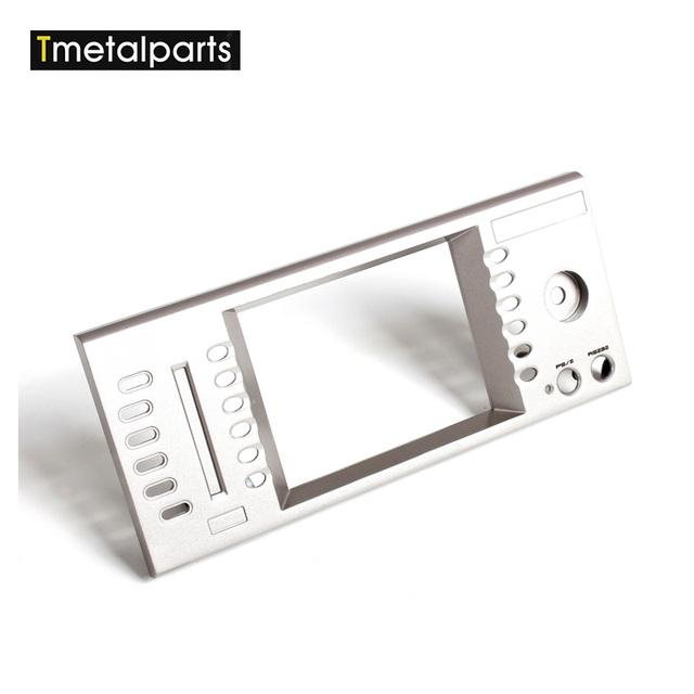High quality OEM CNC Amplifier Front Panel, Aluminum Face Plate,Aluminum Front Panel