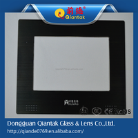 High quality CNC machining aluminum front panel/composite panel
