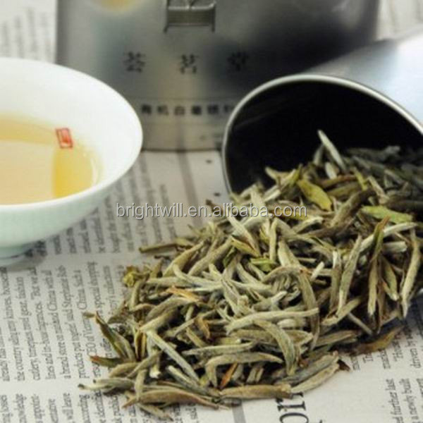 2017 Hot Sale New Hand Made Fresh Loose Tea Silver needle White Tea/ Bai Hao Yinzhen white tea