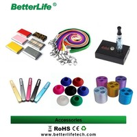 innovative design various colors charger and necklace cool smoking accessories
