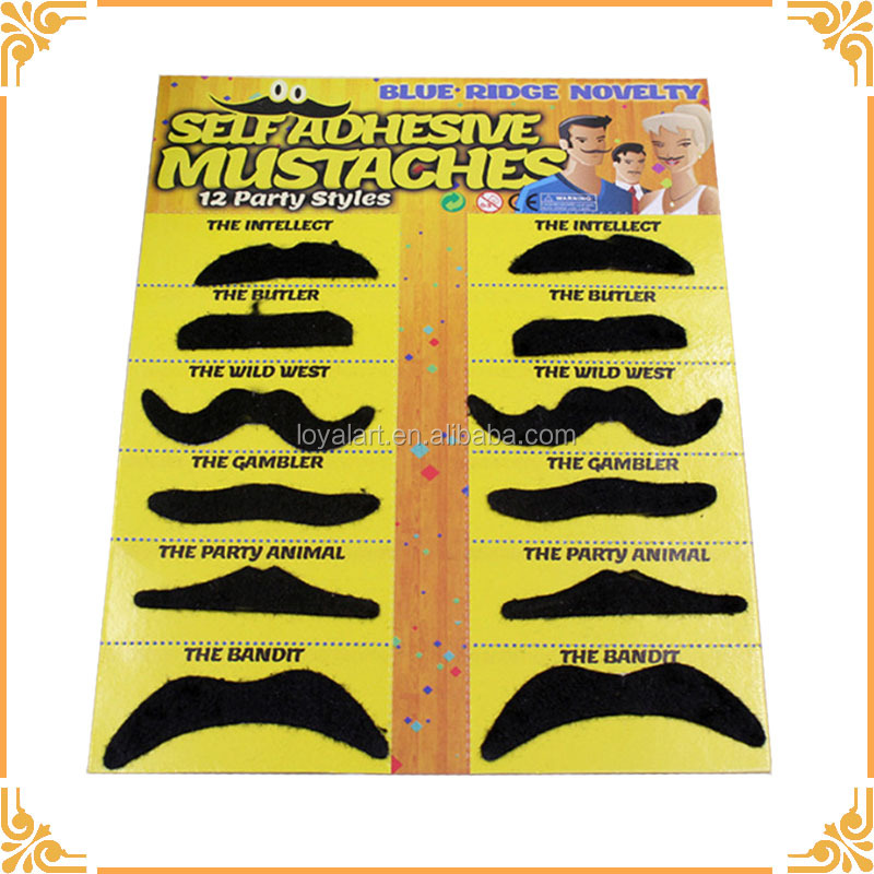 Baby Shower Costume Mustache Fake Mustaches Manufacturer