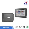 low price 15 inch all in one computer support wireless 3G & Wifi modem Fanless touch screen industrial panel PC