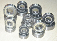 Strong solidity /never rustry deep groove ball bearings 6803
