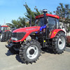 High quality DQ1404 140HP 4WD Rice farming tractor with Paddy tyre for sale
