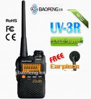 Newest version BAOFENG UV-3R walkie talkie cell phone