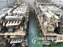 Ssangyong Musso engine
