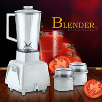 1.0L Plastic Jar 3 In 1 Electric Food Blender