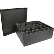 PP Stackable ESD Plastic Partition Corrugated Boxes