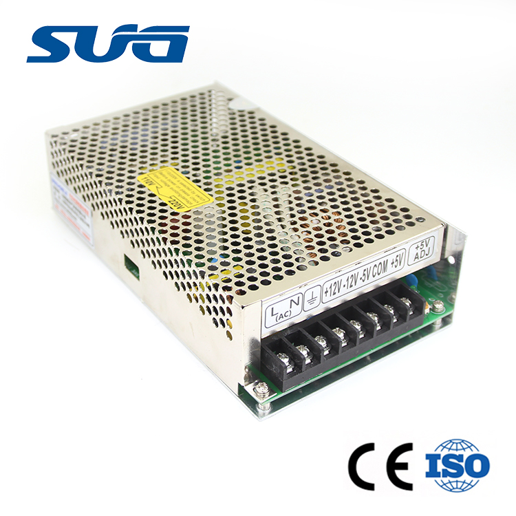 S-100-24 1000W 5A 10A 20A 30A Ac/Dc 5V 12V 24Volt 36V 48V 100V 110V 180V 220V 1000V Led Switching Mode Power Supply