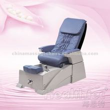 Lexor Spa Pedicure Chairs With Thick And Elegant Glass Bowl