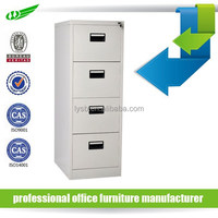 4 drawer metal office hanging file cabinet from Luoyang shaungbin factory