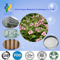 ISO Certificate factory supply 100% pure periwinkle extract & Vinpocetine 99%
