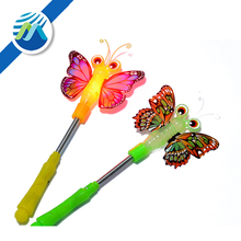 Wholesale Vocal Concert Glow Sticks Butterfly Flashing Magic Wand Children's Toys