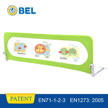 chidren furniture printing pattern baby safety bedrail