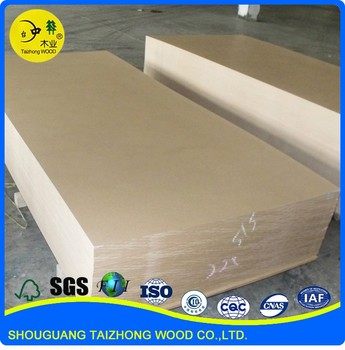 Superior quality nude MDF