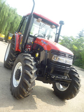 100HP 4WD fram tractor with large power
