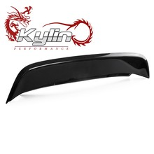 Kylin Racing Carbon Fiber Rear Spoiler Wing Window Trunk fit for For H auto Civ 3 doors Hatchback EG 92-95