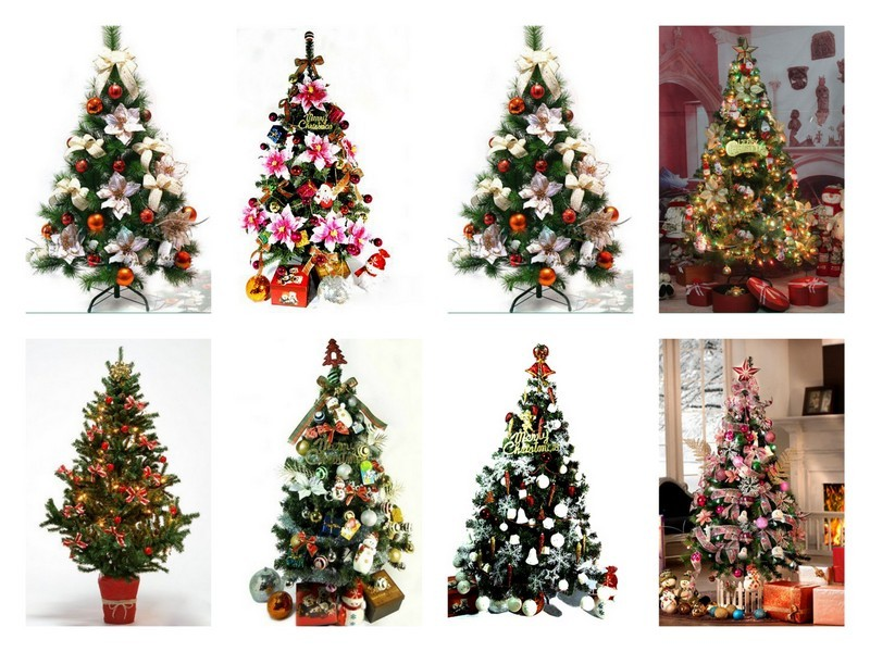 Wholesale customize christmas garland lighted outdoor