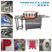 2013 flat bar angle bending machine for channel letter PEL-200