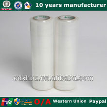 PE Transparent Stretch New Zealand Plastic Film