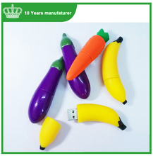 Funny Vegetables Fruit/Cabbage shape model USB 2.0 Memory Stick Flash pen Drive 2GB-32GB