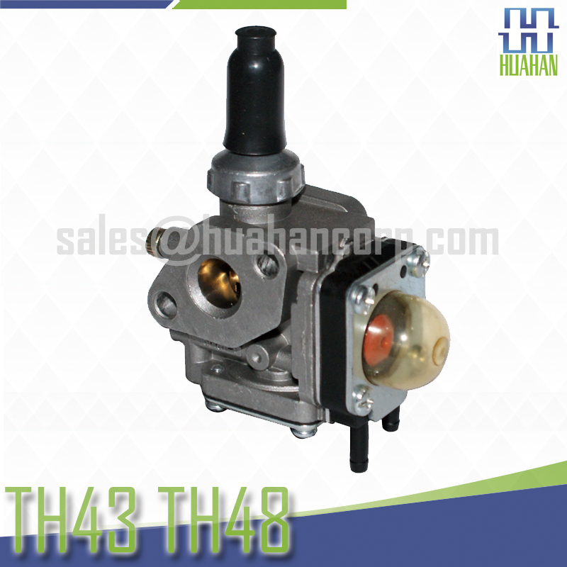 Carburetor For kawasaki TH43 TH48 Brush cutter Trimmer
