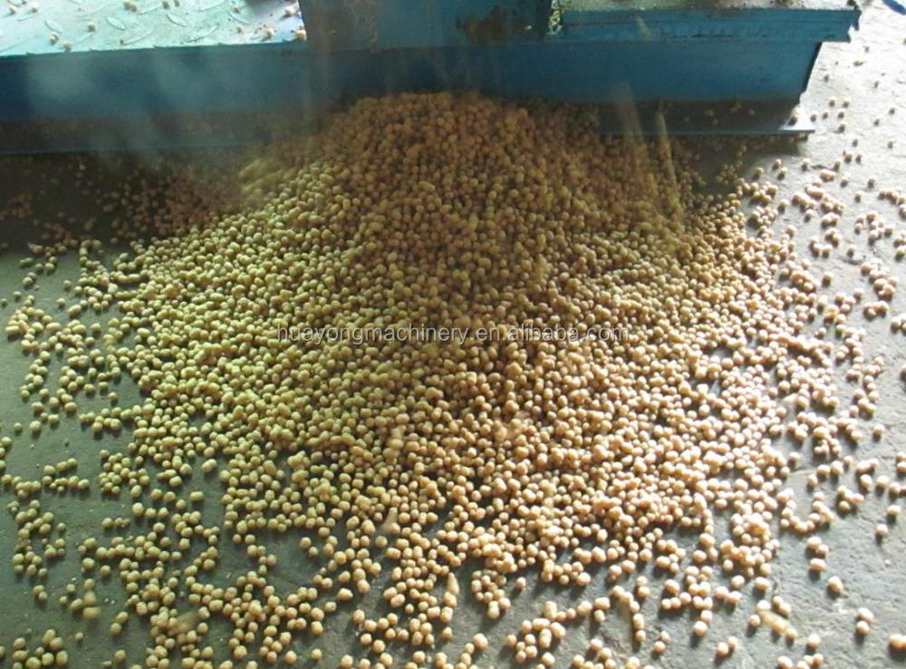 Dry type fish animal feed pellet machine