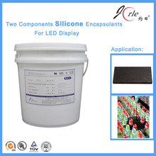 flame retardant silicon potting of smidahk
