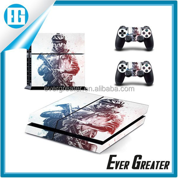 I want a ps4 skin sticker,good one for ps4 console stickers,one sticker for for playstation 4