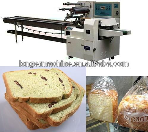 Bread Packing Machine|Bread Packaging Machine|Bread Shives Bagging Machine