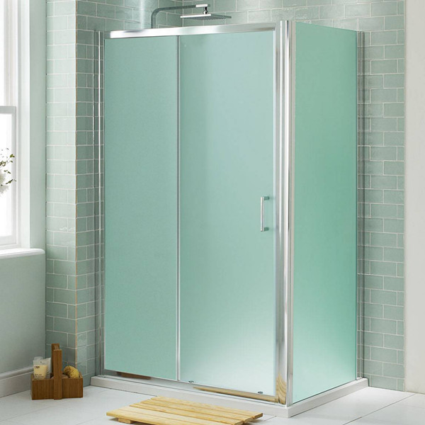 Low Price Toughened Frosted Glass for door shower room