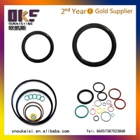 clear silicone rubber o ring and white rubber o rings rubber ring guard