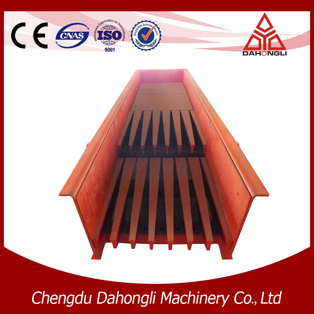 Small scale industries machines for mining vibrating grizzly feeder from chinese manufacturers