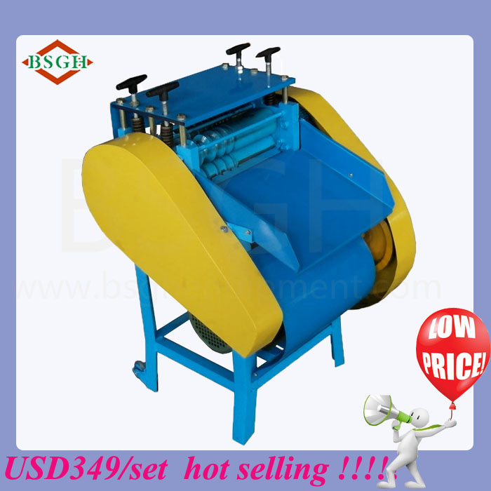 Waste separation equipment wire and cable car line separator striping extrusion machine with high effeciency
