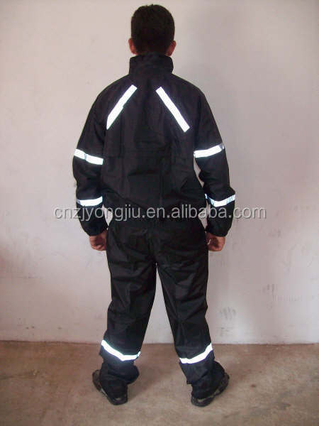 high quality riding The rain wear safety clothings