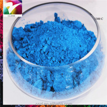 ceramic pigment glaze stains paint color Turquoise Blue