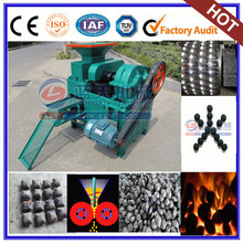 Coconut Shell Charcoal Powder Compression Roller Machine